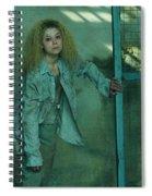 Orphan Black Spiral Notebook