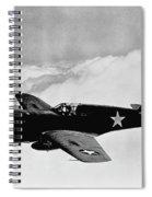 P-40 Warhawk Spiral Notebook