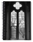 Palace Window Spiral Notebook