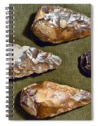 Paleolithic Tools Spiral Notebook