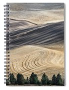 Palouse Field 2740 Spiral Notebook