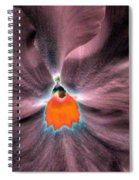 Pansy Power 79 Spiral Notebook