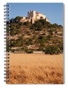 Parish Church Of Transfiguracio Del Spiral Notebook