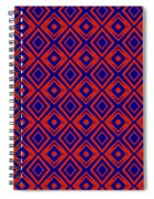 Pattern 11 Spiral Notebook