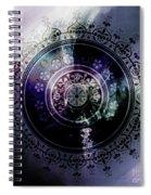 Pattern Art 008 Spiral Notebook