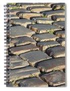 Pavement Spiral Notebook