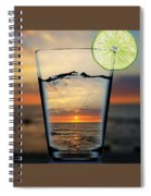 Peaceful View Spiral Notebook
