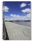 Penarth Pier 4 Spiral Notebook