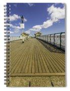 Penarth Pier 7 Spiral Notebook
