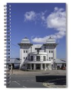Penarth Pier Pavilion 2 Spiral Notebook