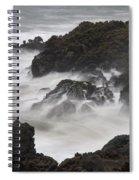 Pescadero Sb 8836 Spiral Notebook