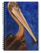Pete Pelican Spiral Notebook