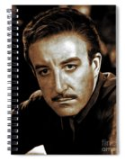 Peter Sellers, Actor Spiral Notebook