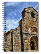 Piasca Iglesia De Santa Maria _img 8461a Spiral Notebook