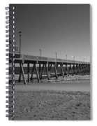 Pier Willmington Nc Spiral Notebook