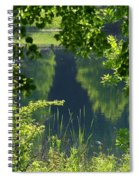 Pocket Lake Spiral Notebook