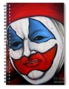 Pogo The Clown Spiral Notebook