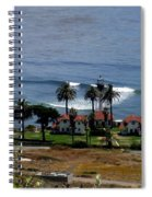 Point Loma Lighthouse 2 Spiral Notebook