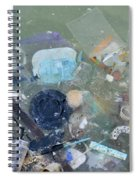 Polluted Dirty Water Spiral Notebook