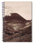 Pompeii, Mt Vesuvius Spiral Notebook