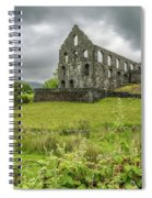 Pont Y Pandy Mill Spiral Notebook