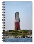 Pooki Daymark Spiral Notebook