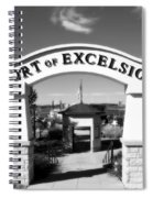 Port Of Excelsior Spiral Notebook