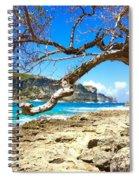 Porte D Enfer, Guadeloupe Spiral Notebook