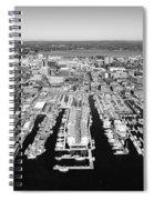 Portland Harbor Spiral Notebook