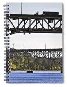Portland Port104 Spiral Notebook