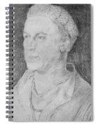 Portrait Of Jakob Fugger  Spiral Notebook