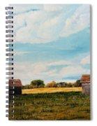 Prairie Homestead Spiral Notebook