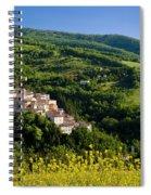 Preci Umbria Spiral Notebook