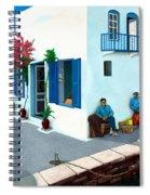 Premonition Spiral Notebook