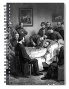 President Lincoln's Deathbed Spiral Notebook