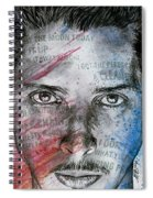 Pretty Noose - Tribute To  Chris Cornell Spiral Notebook