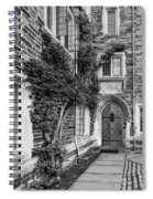 Princeton University Foulke Hall II Spiral Notebook