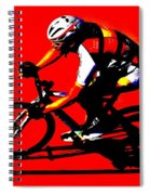 Pro Cycling Spiral Notebook