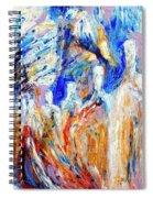 Procession Spiral Notebook