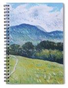 Progens Switzerland 2016 Spiral Notebook