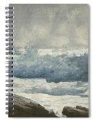 Prouts Neck, Breakers Spiral Notebook