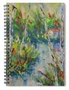 Provence South Of France Spiral Notebook