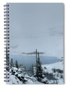 Ptarmigan Lake - Glacier National Park Spiral Notebook