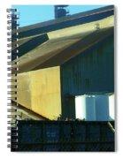 Pueblo--the Steel City Spiral Notebook