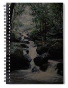 Puerto Rico Water Spiral Notebook