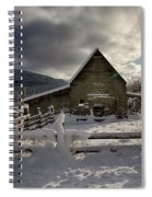 Purcell Barn Spiral Notebook