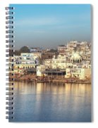 Pushkar - India Spiral Notebook