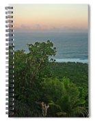 Quam Sunrise Spiral Notebook