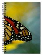 Queen Monarch Spiral Notebook