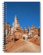 Queens Garden Spiral Notebook
